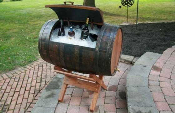 Barril para cervejas