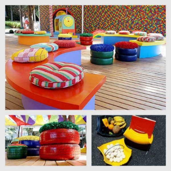 Decoração de sala de aula infantil