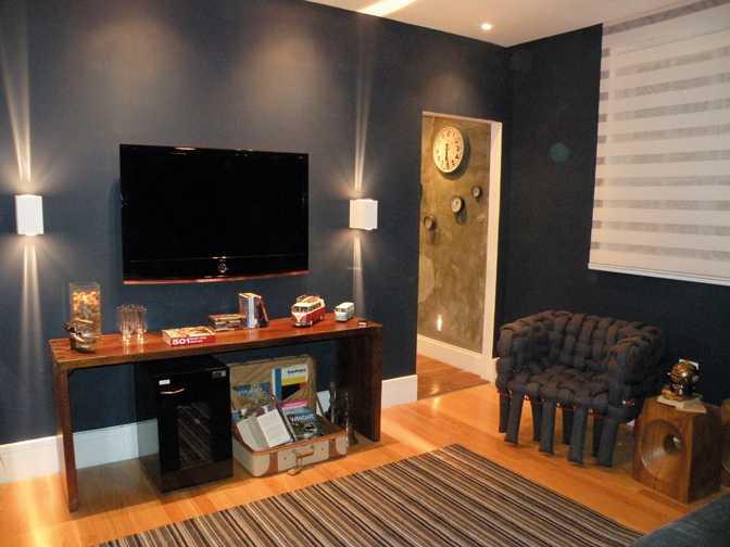 Sala De Tv Simples E Aconchegante ~ Decoração de Sala Simples e Barata – Renove Sua Sala