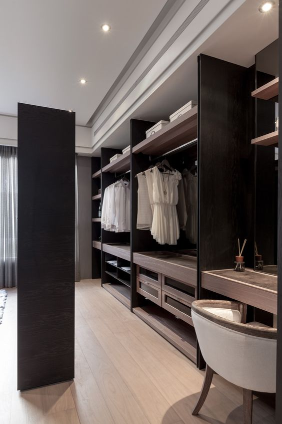 closet aberto