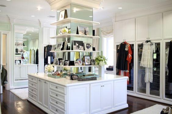 closet com centro