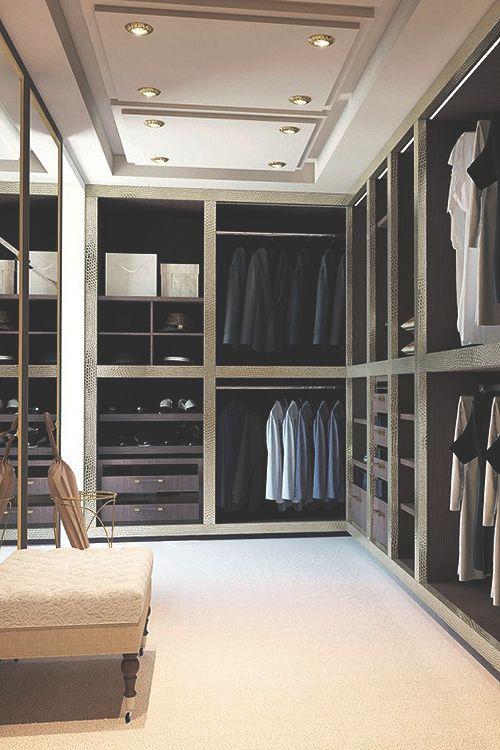 closet estilo básico