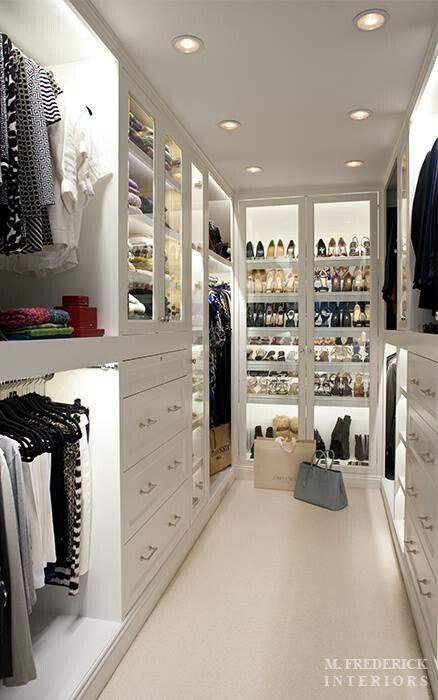 closet normal