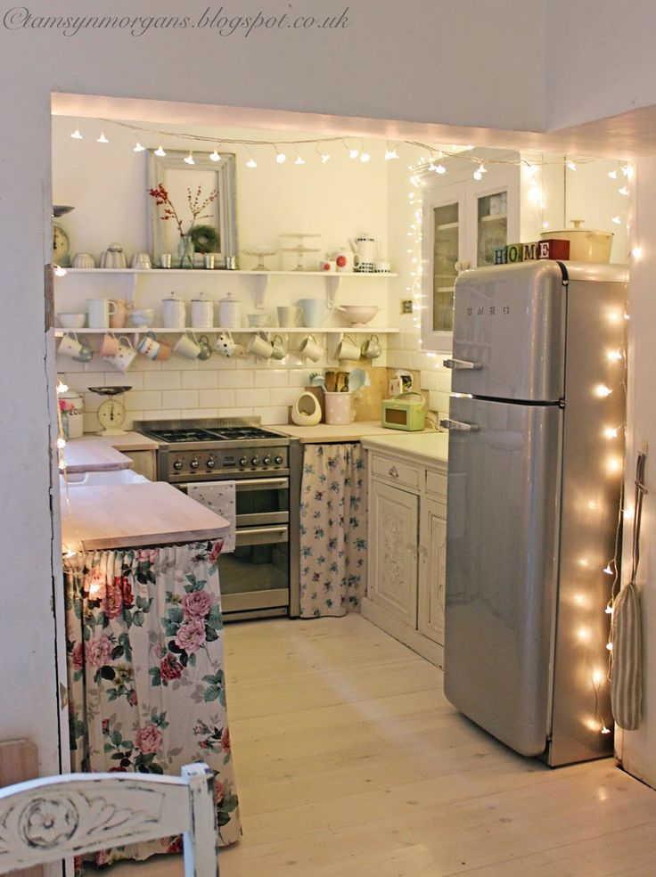 iluminação na cozinha