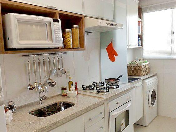 Decora o simples mais de 40 dicas para renovar sua casa for Renovar cocina pequena