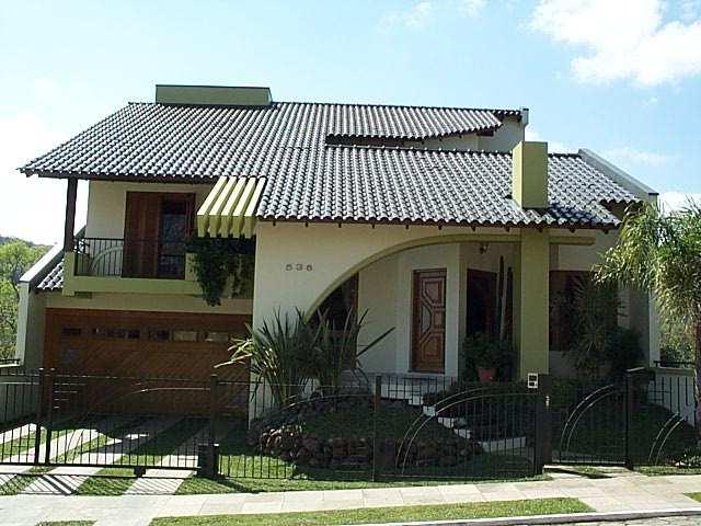 Casas lindas conhe a 45 casas incr veis e se inspire for Tipos de casas para construir