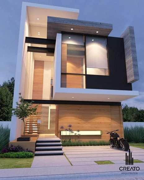 Casas lindas conhe a 65 casas incr veis e se inspire for Modelos de casa estilo minimalista