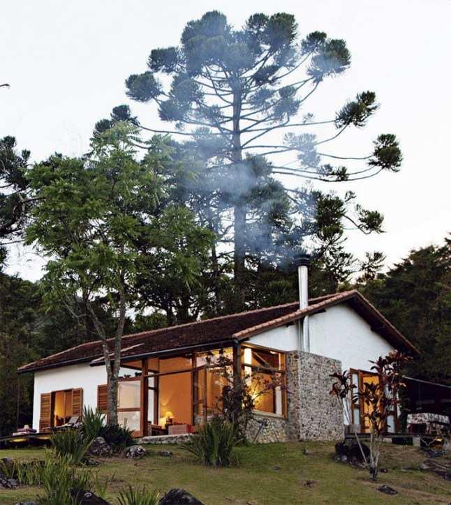Casa linda de campo