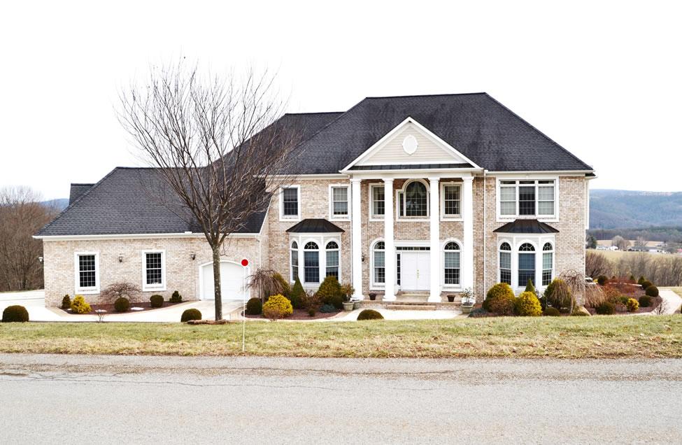 Casas lindas americanas