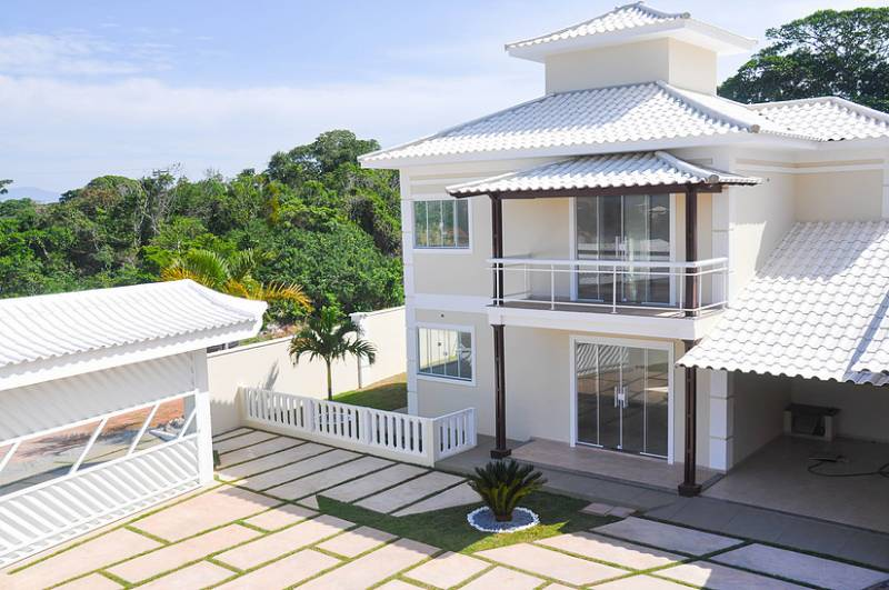 Casas lindas com 4 quartos
