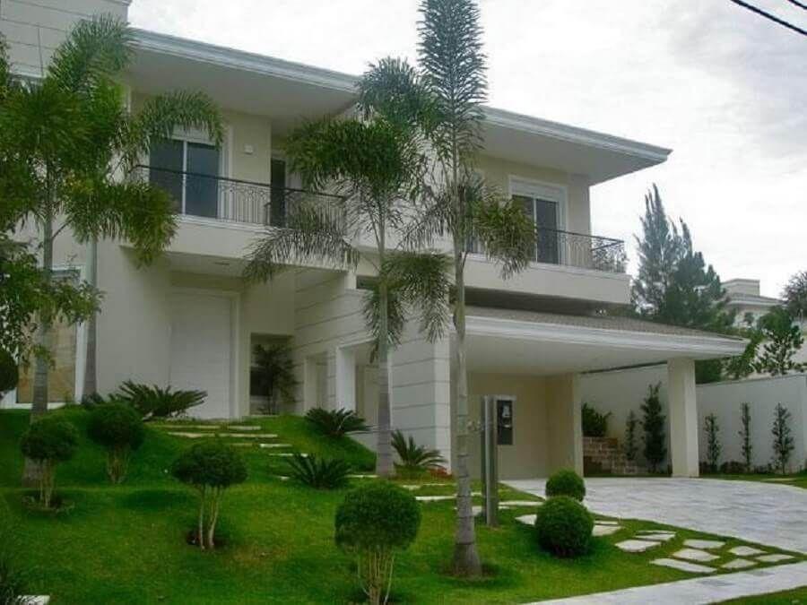 Casas lindas com jardim