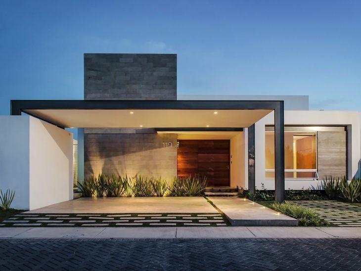 Casas lindas modernas
