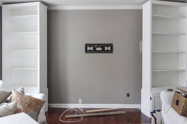 Como fazer uma parede de palets 5
