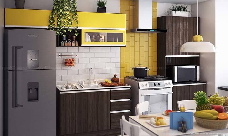 Cozinha Simples 70 Modelos Para Decorar A Sua Cozinha
