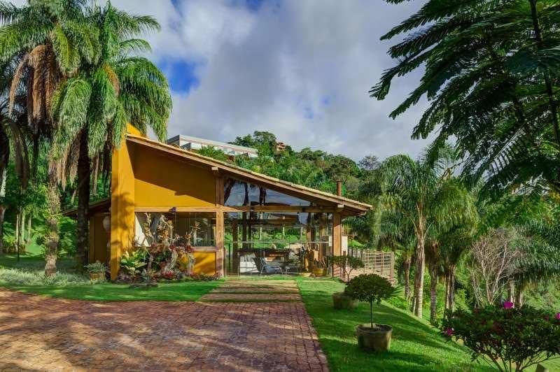 Casas lindas conhe a 45 casas incr veis e se inspire for Casa moderna en el campo