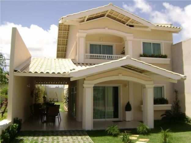 Casas lindas conhe a 65 casas incr veis e se inspire for Fachada de casas modernas estilo oriental