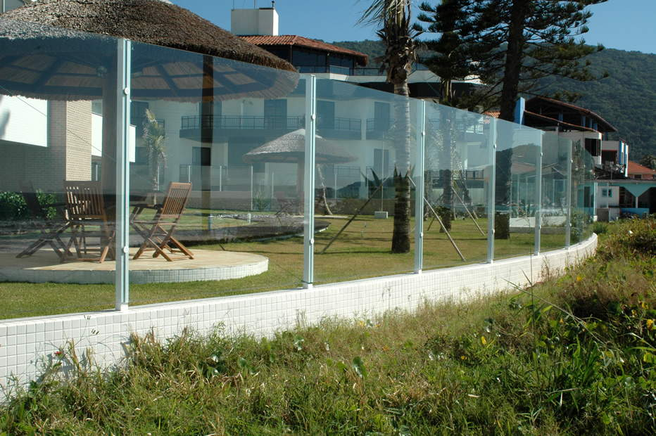 Well-known Muro de vidro - 30 modelos lindo para sua casa IM54