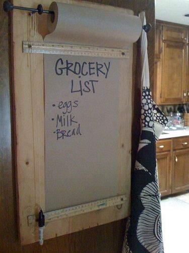 Sua lista