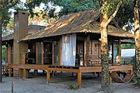 Casas lindas conhe a 65 casas incr veis e se inspire - Fotos de bungalows de madera ...