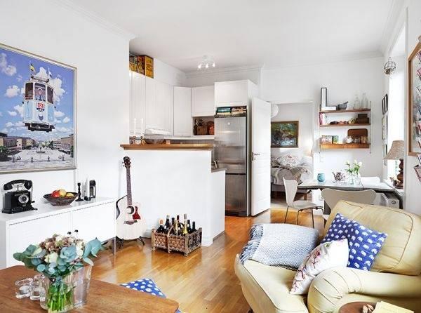 Decora o de casas pequenas 30 fotos inspiradoras for Appartamenti decor