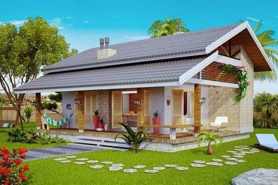 Casas lindas conhe a 45 casas incr veis e se inspire for Casas e jardins simples