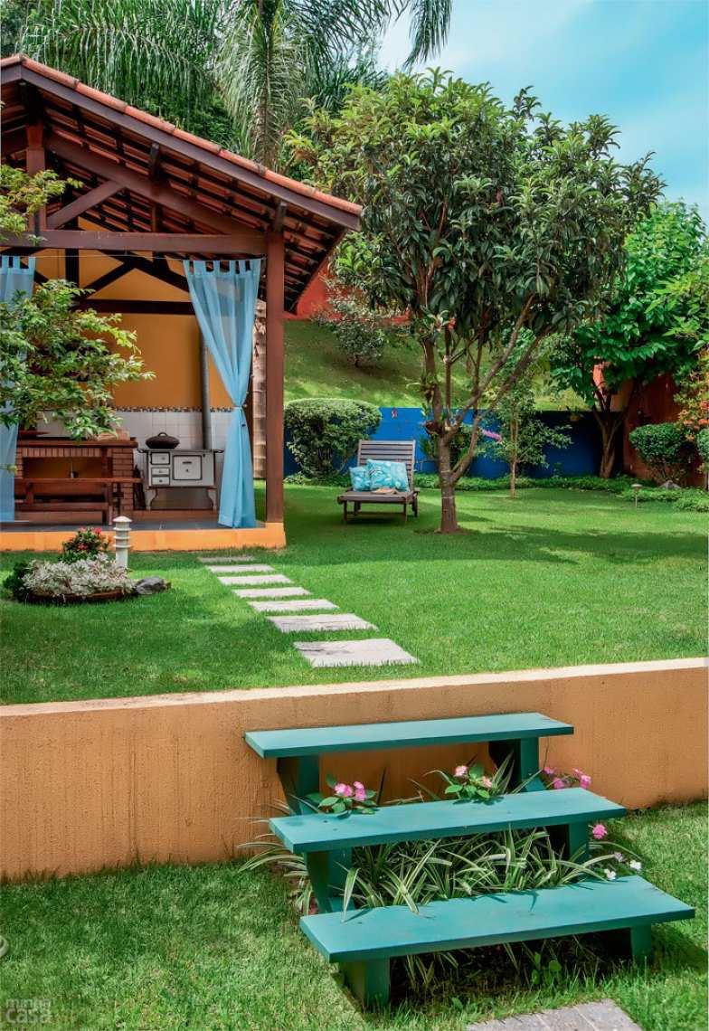 Casas lindas conhe a 65 casas incr veis e se inspire for Modelos de casas grandes