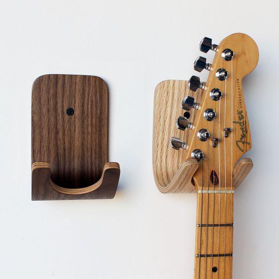 apoio de guitarra