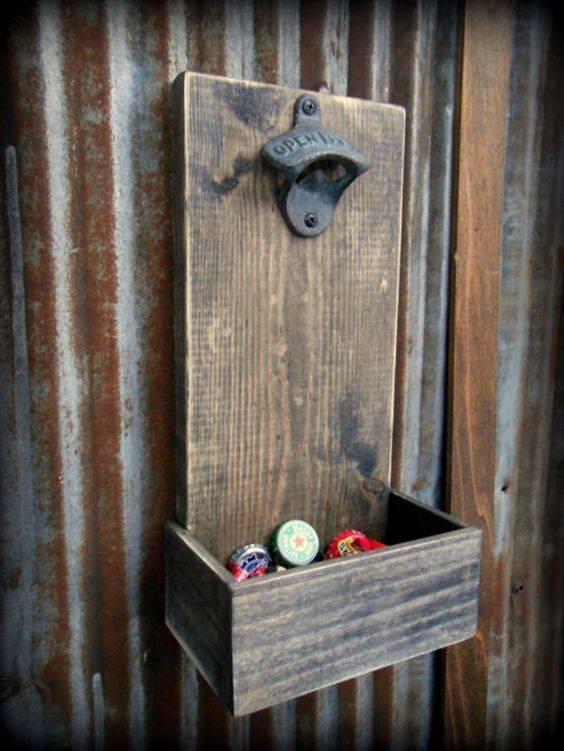 porta tampinhas