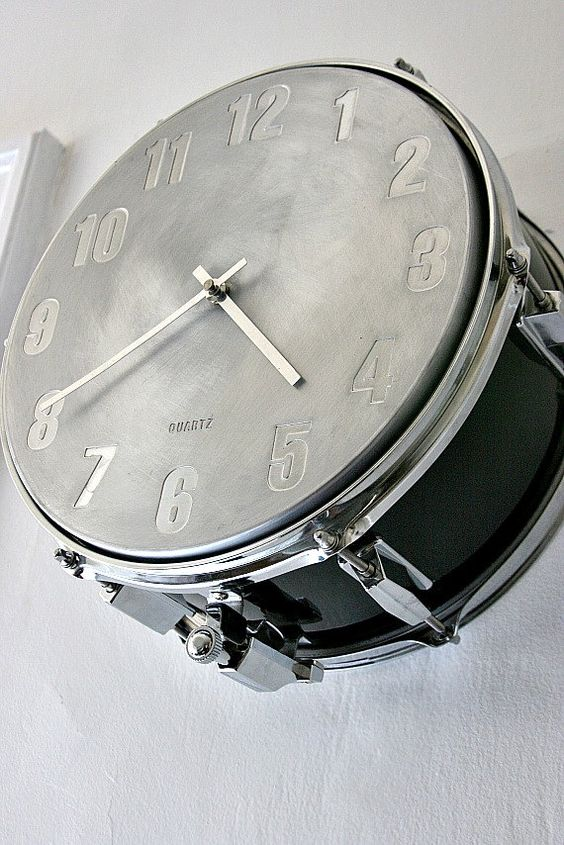 tambor de relógio