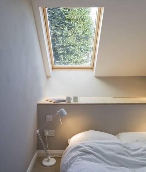 telhado com iluminação