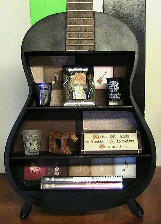 violão de estante