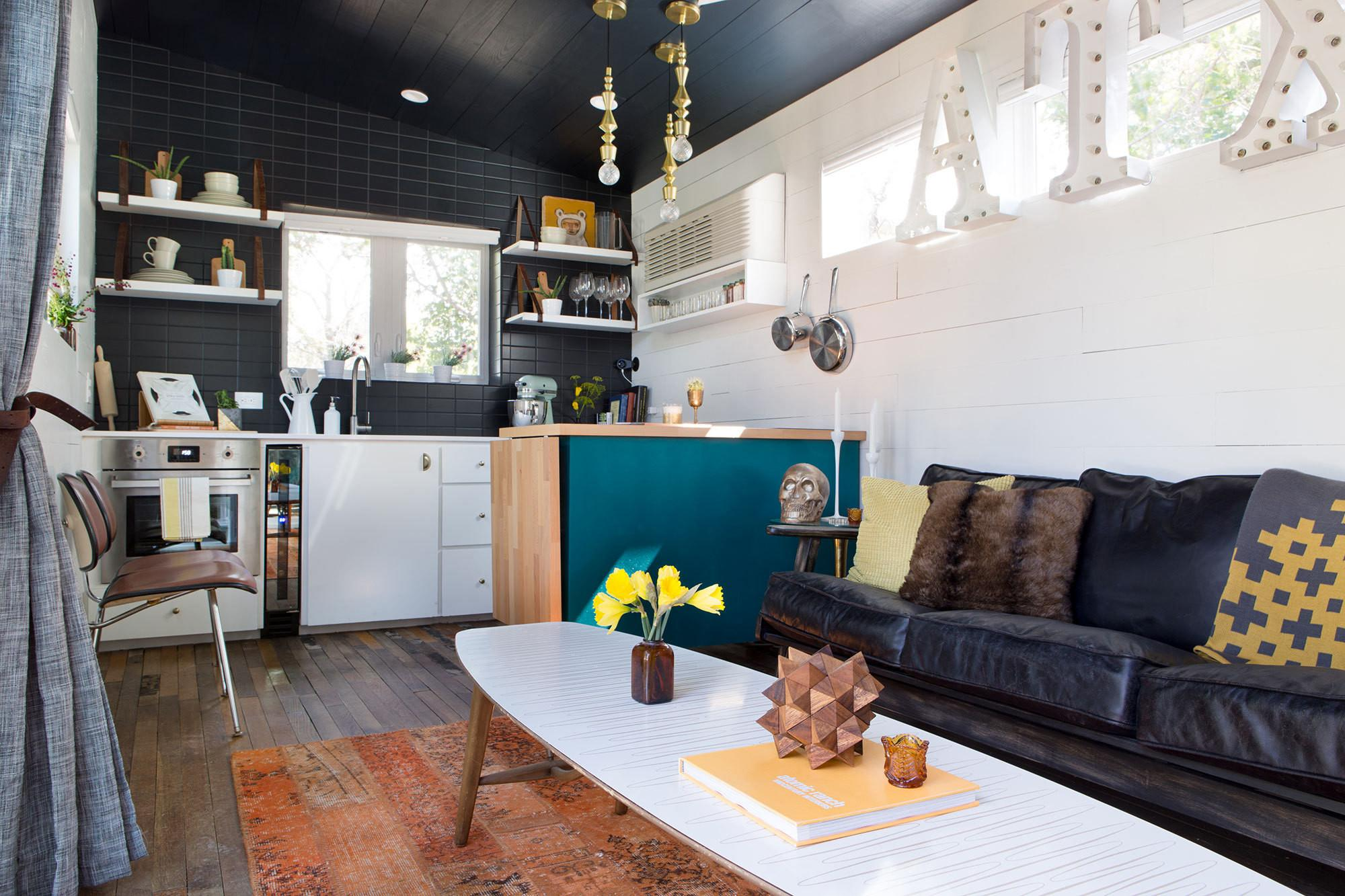 Apartamentos decorados veja decora es ao seu alcance - Interior design for small rooms efficient spaces ...