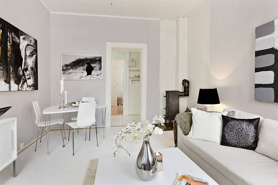 apartamentos decorados branco