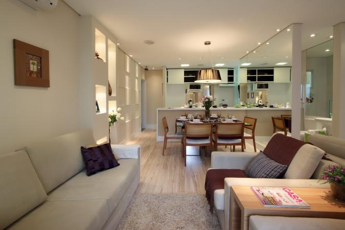apartamentos decorados de 70m2