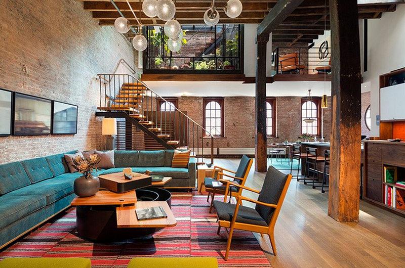 apartamentos decorados rusticos