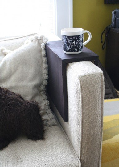 apoio de sofa pretop