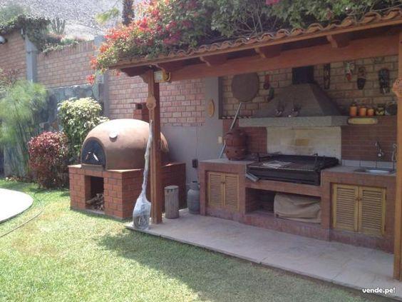 Rea de lazer pequena uma op o para falta de espa o for Cocinas en terrazas