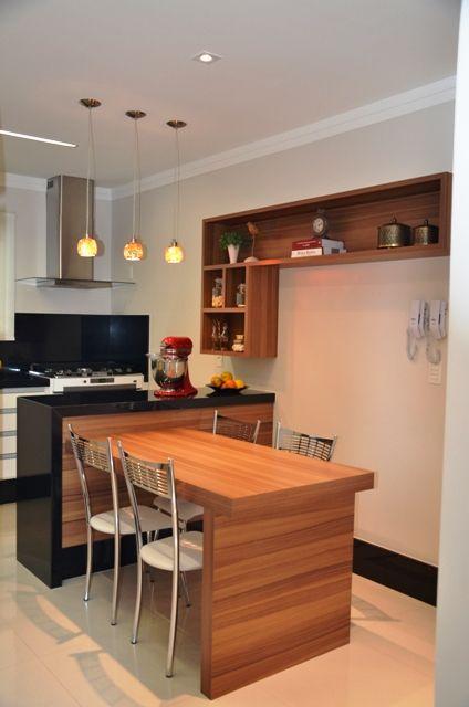 bancada e mesa cozinha