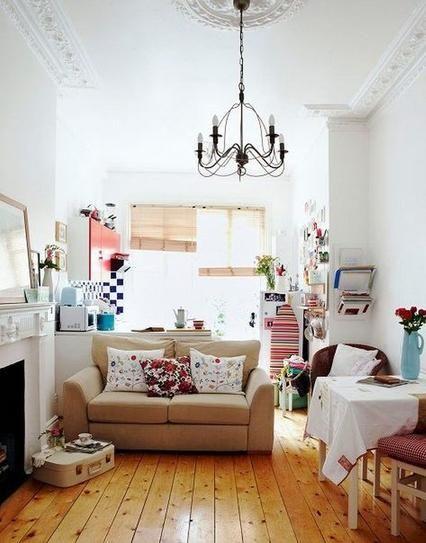casa pequena decoração