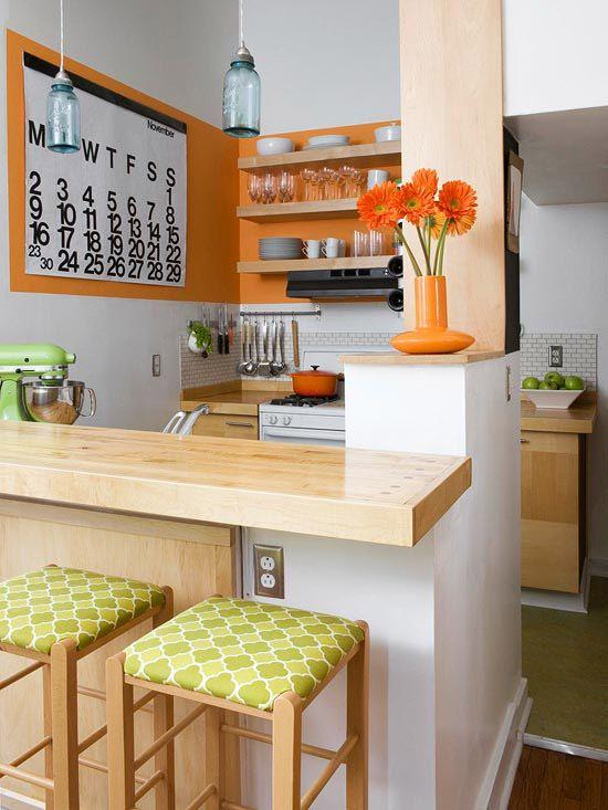 Cozinha americana simples  22 super dicas para você
