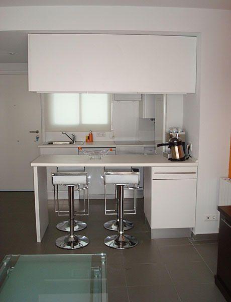 cozinha americana simples