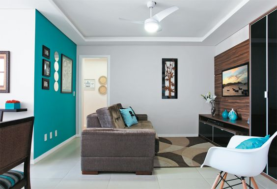 Apartamentos Decorados Veja 100 Fotos De Decorações Ao Seu Alcance