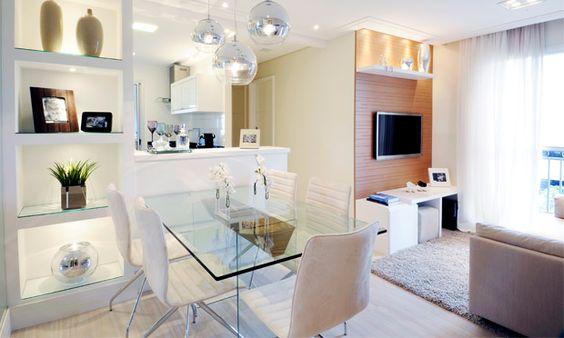 decoração e apartamento