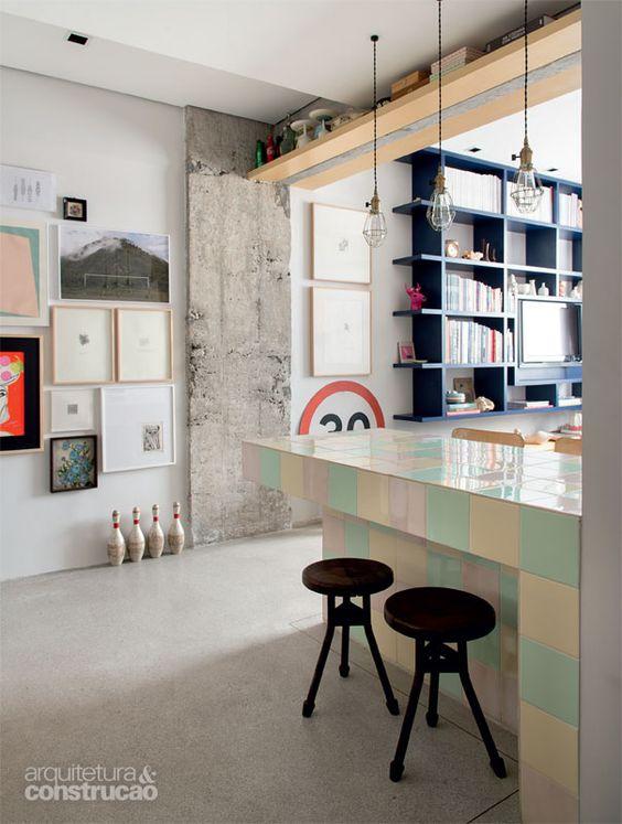 decoração simples de apartamento