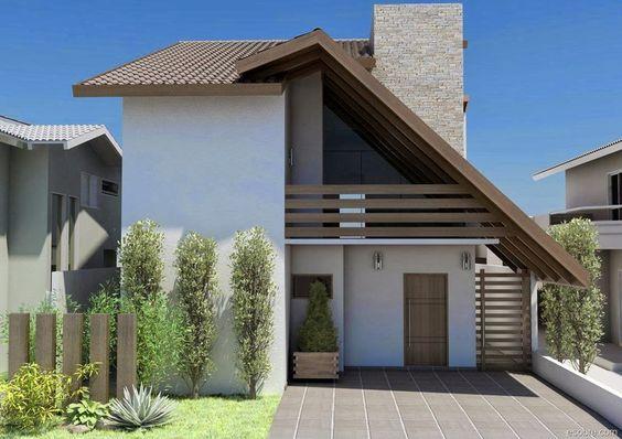 facahada telhado lateral