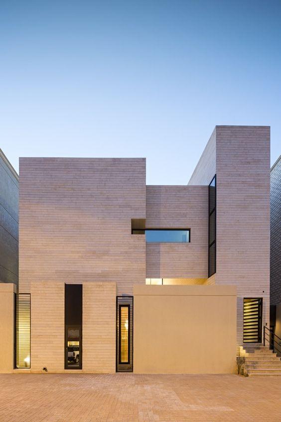 fachada quadrada