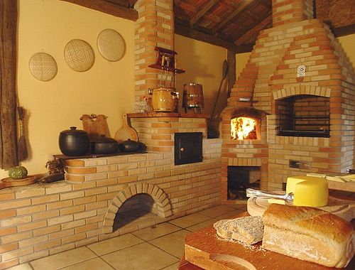 forno e churrasqueira juntos