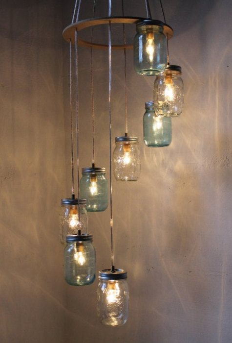 lampadas suspensas lindas