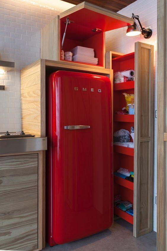 prateleira lateral cozinha