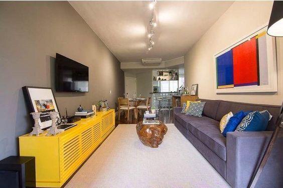 Casas decoradas veja mais de 110 dicas de como decorar a - Decorar casas por dentro ...